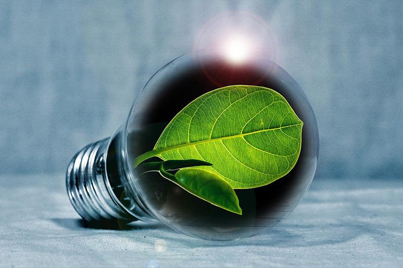 Energie einsparen